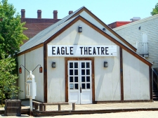 Eagle Theatre in Sacramento, California