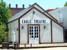 Eagle Theatre in Sacramento, California