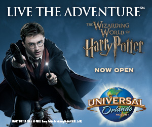 Live the Adventure: The Wizarding World of Harry Potter