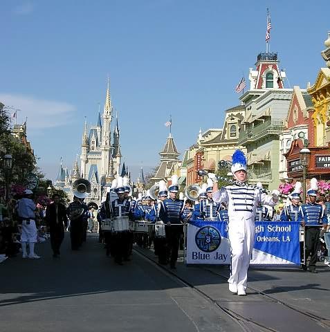 Band Magic Kingdom