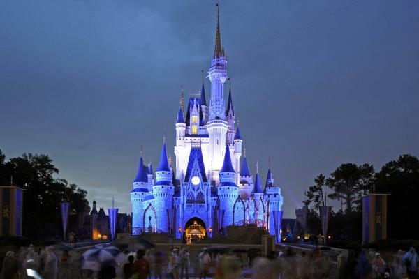 Orlando-Disney-World-Castle